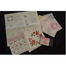 Janome EMB DESIGN CARD #36 - Floral