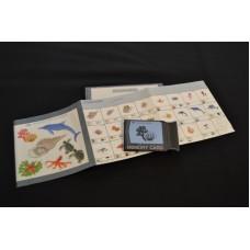 Janome EMB DESIGN CARD #104 - Ocean Life